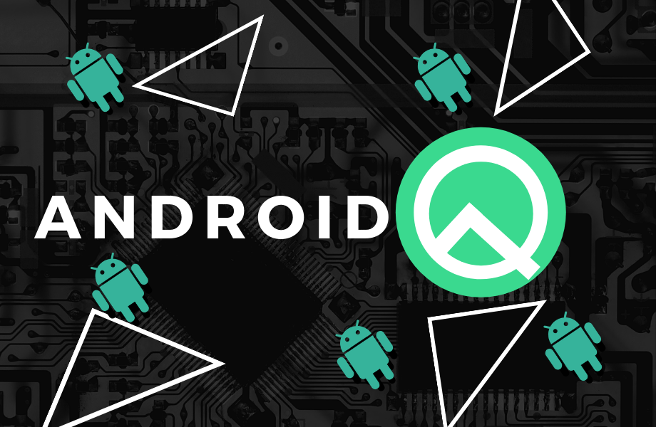 Welcome the new Android Q